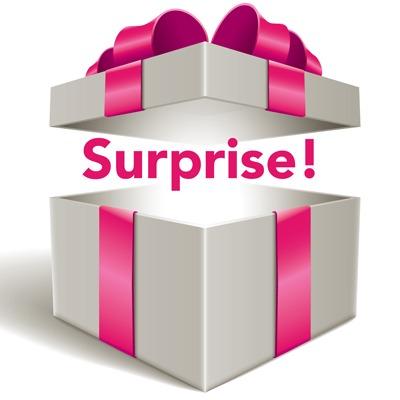 Cadeau Surprise Ajoute a Votre Commande