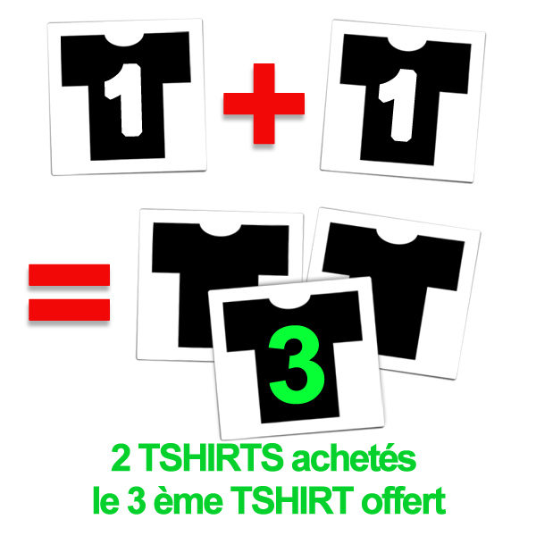 T-Shirt Noir Police Luxe Casual Manches Courtes en Coton